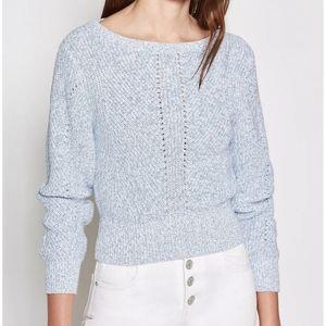 Joie Verlene Knit Sweater Cornflower Blue